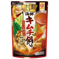キッコーマン 食品 贅沢海鮮キムチ鍋つゆ(750g)