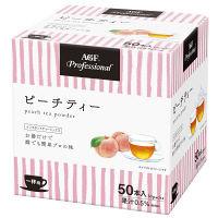 味の素AGF AGFプロフェッショナル ピーチティー 1杯用 1箱(50本入)