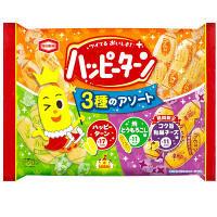 亀田 ハッピーターン3種アソート 1袋