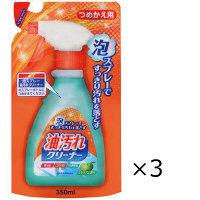 ニチゴー 泡スプレー油汚れクリーナー詰替