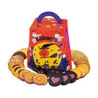 ステラおばさんのクッキー ステラズバーレル(ハロウィン) 1個 アントステラ
