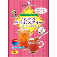 宇治の露製茶 インスタントルイボスティー 1袋(40g)