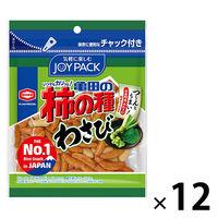 亀田製菓 亀田の柿の種わさび 12袋