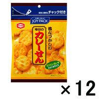 亀田製菓 亀田のカレーせんミニ 12袋