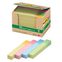 ポスト・イット(R) エコノパック(TM) ふせんハーフ 再生紙 5601-GK