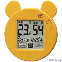 ディズニー プーさん ナビ 置掛時計