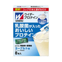 ウイダー 乳酸菌が入ったおいしいプロテイン 8本入 森永製菓 プロテイン