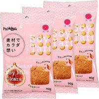 北陸製菓 素材でカラダ想いソイタルト 90g 1セット(3袋入)