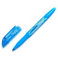 フリクションライト ブルー 10本 蛍光ペン パイロット