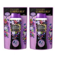 レノアハピネス アロマジュエル サファイアベリーの香り 詰め替え 455ml 1セット(2個入) 香り付け専用 P&G