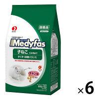 ケース販売 Medyfas(メディファス) キャットフード 離乳~1歳まで 子猫用 チキン味 1.5kg 1ケース(6個) ペットライン