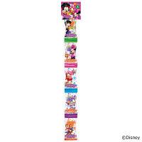 【アウトレット】ハート ディズニー/ハロウィン5連棒キャンディ 1個
