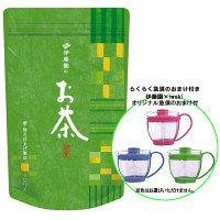 【水出し可】伊藤園 伊藤園のお茶1袋(300g)+らくらく急須1個