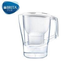 【セール】ブリタ(BRITA)浄水器 ポット型 2.0L アルーナ マクストラ プラス カートリッジ 1個付き 【日本仕様・日本正規品】