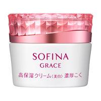 花王 SOFINA GRACE(ソフィーナグレイス) 高保湿クリーム<美白> 濃厚こく 40g