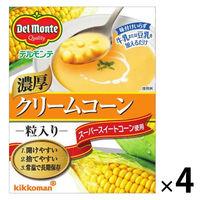 キッコーマン食品 デルモンテ クリームコーン粒入り 380g 1セット(4個)