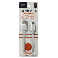 HIDISC USBタイプCケーブル1m
