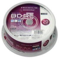 磁気研究所 BD-RE 繰返し録画/DATA共用 2倍速 スピンドル20枚 HDVBE25NP20SP 個
