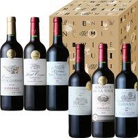 金賞受賞ボルドーワイン6本セット