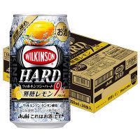 アサヒ ウィルキンソンハード無糖レモン 350ml 24缶