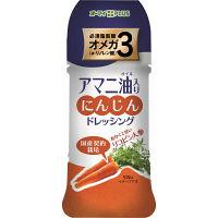 オーマイPLUS アマニ油入りにんじんドレッシング 150ml 日本製粉