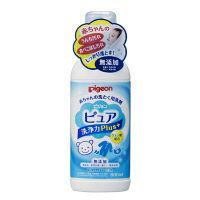ピジョン 赤ちゃんの洗たく用洗剤 ピュア洗浄力プラス 600ml 本体