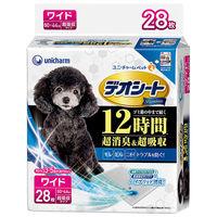 デオシート プレミアム ワイド 1袋(28枚入) ユニ・チャーム