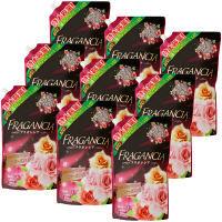濃縮柔軟仕上剤 フラガンシアプリマローズの香り 大容量詰替用 1500ml 1ケース(9個入) ロケット石鹸