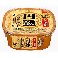 ひかり味噌 無添加 円熟こうじみそ 1.2kg