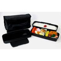 センプリチェ ランチボックス 2段 保冷バッグ付き 1個 OSK