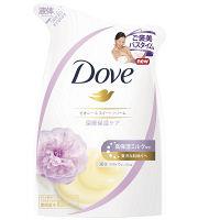 Dove(ダヴ) ボディウォッシュ リッチケア ピオニー&スイートクリーム 詰め替え 340g ユニリーバ
