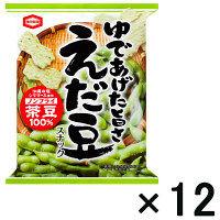 亀田製菓 えだ豆スナック 12袋