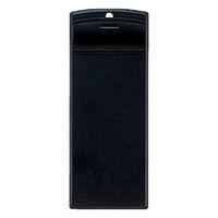 リヒトラブ おあいそボード 小 70×150E ブラック A969-24 1箱(10枚入)