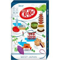 【ご当地キットカット】キットカット ミニ 西日本アソート 1箱(12枚入) ネスレ日本