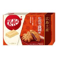 ネスレ日本 キットカット ミニ もみぢ饅頭味 12枚 1箱