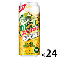 のどごし ZERO 500ml×24本