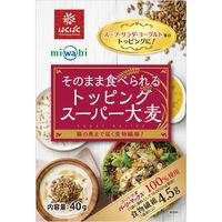 miwabi トッピングスーパー大麦