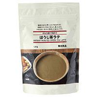無印良品 好みの濃さで味わう ほうじ茶ラテ 10袋 15913275 良品計画