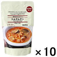 無印良品 素材を生かしたスープ トムヤムクン 10袋 15903252 良品計画 <化学調味料不使用>