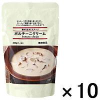 無印良品 素材を生かしたスープ ポルチーニクリーム 10袋 15903221 良品計画 <化学調味料不使用>