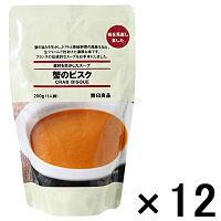 無印良品 素材を生かしたスープ 蟹のビスク 12袋 15903214 良品計画