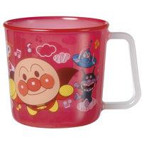 アンパンマンマグカップ レッド