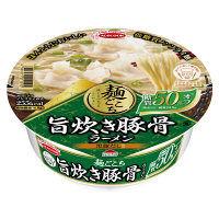 エースコック 麺ごこち 糖質50オフ 旨炊き豚骨ラーメン 885181 3個