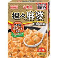 丸美屋 期間限定 担々麻婆豆腐の素 140g 1セット(2箱)
