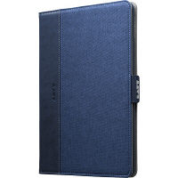 LAUT iPad 9.7インチ用カバーブルー LAUT_IPP9_PF_BL