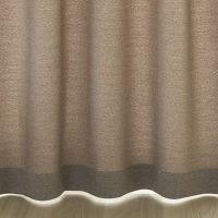 ポリ杢調プリーツカーテン 100×178