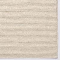 無印良品 インド綿組紐マット/生成 50×180cm 02066321 良品計画