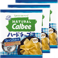 NCハードチップスシーソルト味 3袋