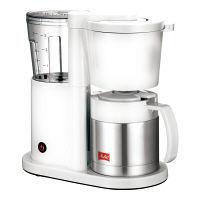 メリタ ALLFI (オルフィ) 2-5杯 浄水フィルター付 ホワイト SKT523W
