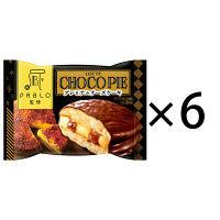 チョコパイPABLO監修チーズケーキ6個